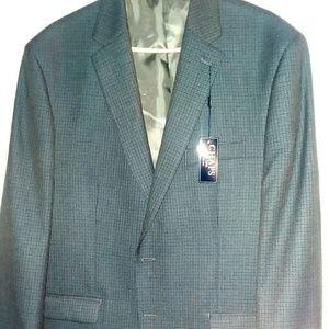 Chaps mens suit jacket